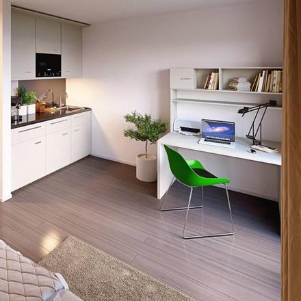 Rent this 1 bed apartment on Nideggerstraße 25 in 53115 Bonn, Germany