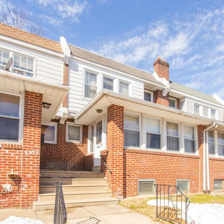 Rent this 3 bed townhouse on Saul St in Philadelphia, PA
