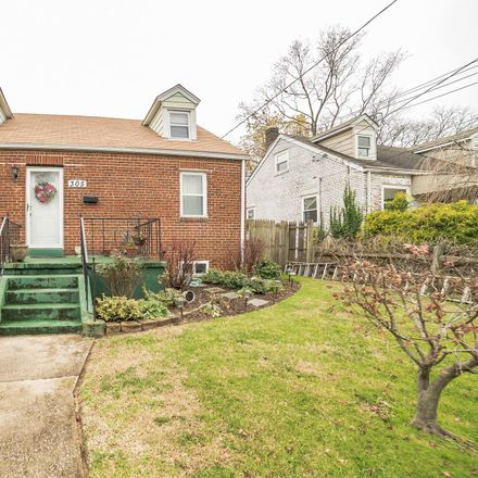 Rent this 4 bed house on 305 Maryland Avenue Northeast in Glen Burnie, MD 21060