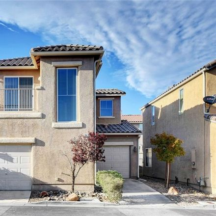 Rent this 3 bed house on 8432 Viansa Loma Avenue in Las Vegas, NV 89149