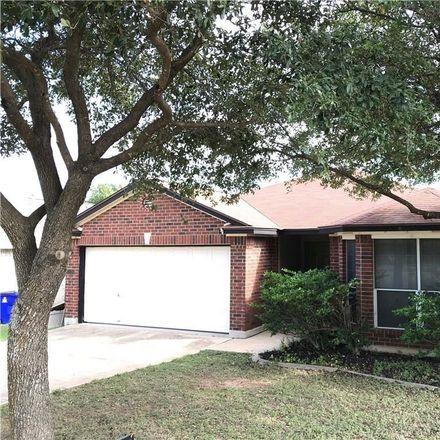 Rent this 3 bed house on 1136 Brashear Lane in Cedar Park, TX 78613