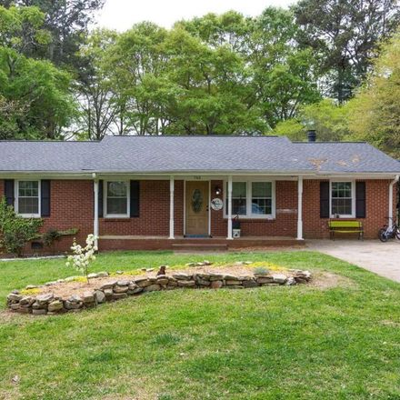 Rent this 3 bed house on 743 Country Club Drive in Monroe, GA 30655