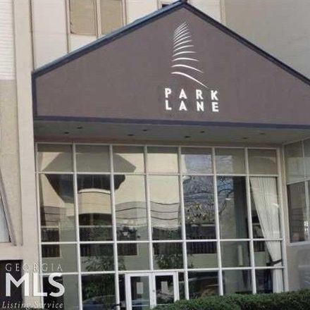 Rent this 1 bed condo on ParkLane on Peachtree Condominiums in 2479 Peachtree Road, Atlanta