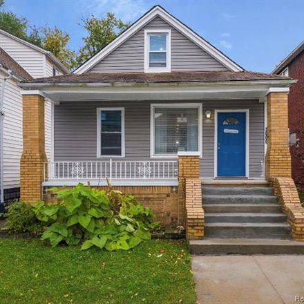 Rent this 4 bed house on Joseph Campau Historic District in 3000 Trowbridge Street, Hamtramck