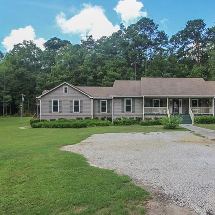 Rent this 4 bed house on 972 Forest Dr in Harlem, GA