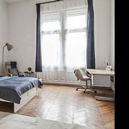 Rent this 1 bed room on Budapest in Terézváros, HU