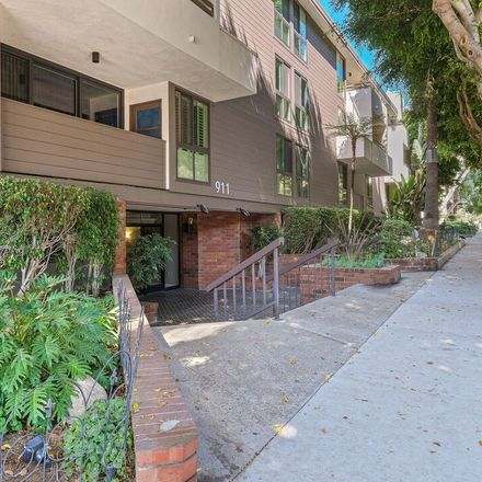 Rent this 2 bed condo on 911 North Kings Road in West Hollywood, CA 90069