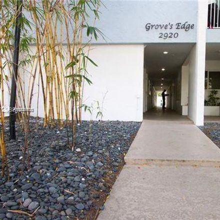 Rent this 1 bed condo on SW 28th Ter in Coconut Grove, FL