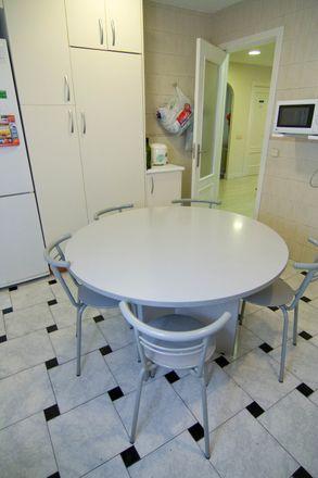 Rent this 5 bed room on Talleres Agustín in Calle de las Islas Marquesas, 28001 Madrid