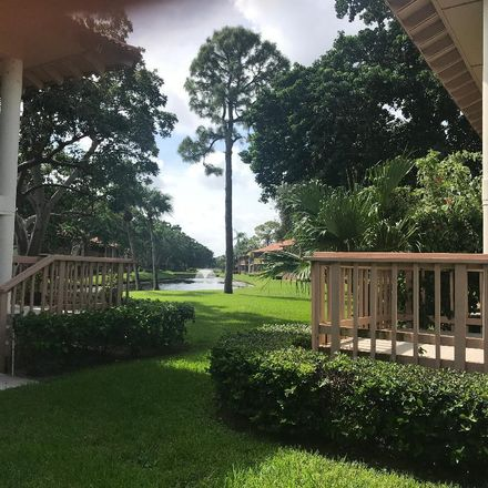 Rent this 2 bed apartment on 634 Brackenwood Cove in Palm Beach Gardens, FL 33418