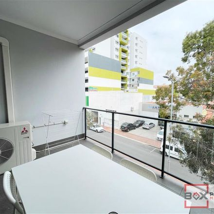 Rent this 2 bed apartment on Pisconeri Street in Perth WA 6003, Australia