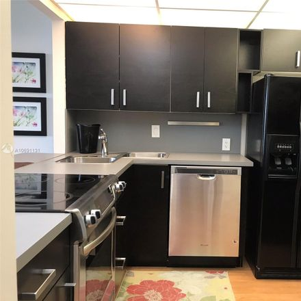 Rent this 1 bed condo on 100 Bayview Drive in Sunny Isles Beach, FL 33160