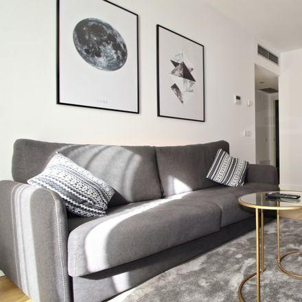 Rent this 2 bed apartment on Residencia para Mayores La Purísima Concepción in Calle Catalina Suárez, 28007 Madrid