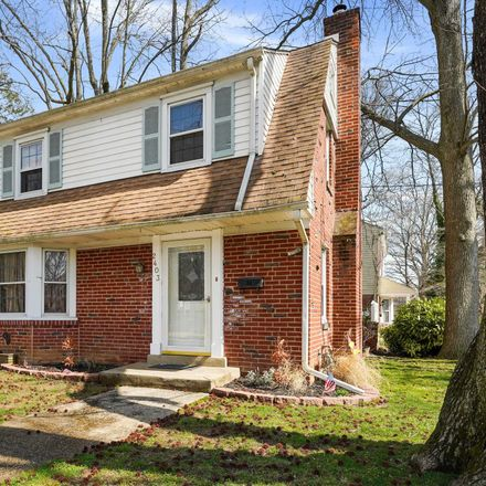 Rent this 3 bed house on Franklin Avenue in Upper Darby, PA 19018