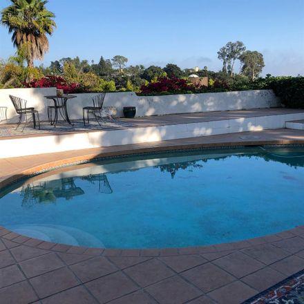 Rent this 1 bed apartment on 1771 Eucalyptus Hill Road in Santa Barbara, CA 93103
