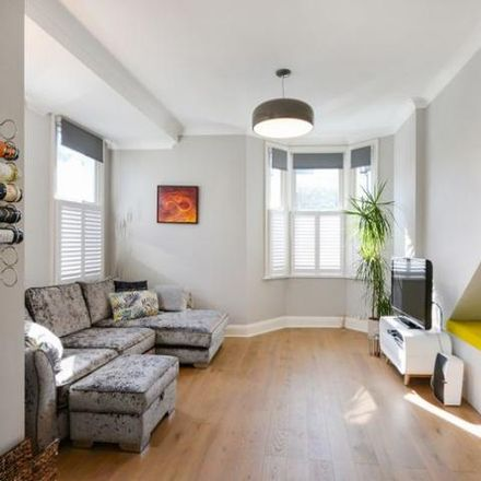 Rent this 3 bed apartment on Trentham Street in London SW18 5ER, United Kingdom