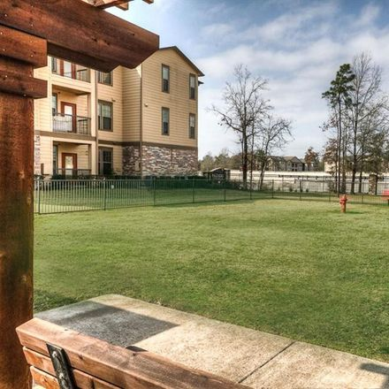Rent this 1 bed apartment on Kingwood Middle School in 2407 Pine Terrace Drive, Houston