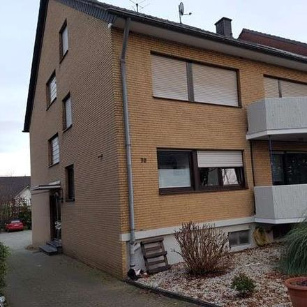 Rent this 1 bed apartment on Annograben 70 in 53332 Bornheim, Germany