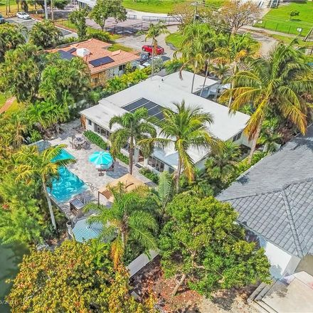 Rent this 3 bed house on 1412 Northeast 18th Avenue in Fort Lauderdale, FL 33304