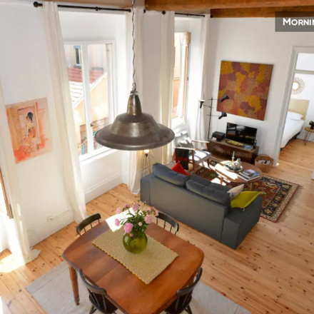 Rent this 1 bed apartment on 12 Rue Sainte-Clotilde in 69001 Lyon, France