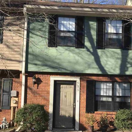 Rent this 2 bed townhouse on 415 Heritage Place in Pinson, AL 35126