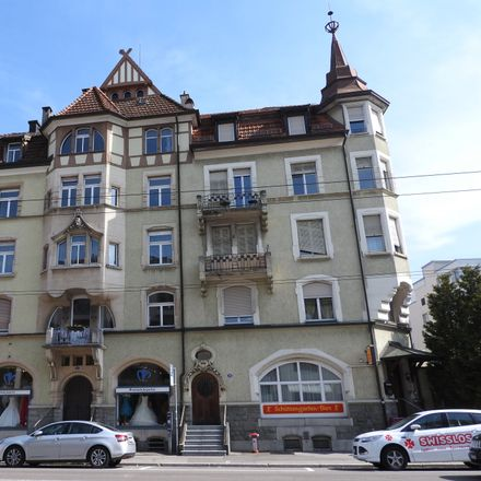Rent this 4 bed apartment on Heimgartner Fahnen in Zürcherstrasse 37, 9500 Wil