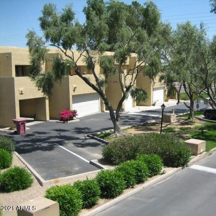 Rent this 3 bed townhouse on 3030 North Hayden Road in Scottsdale, AZ 85251