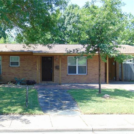 Rent this 3 bed house on 1817 Ashby Avenue in Austin, TX 78704