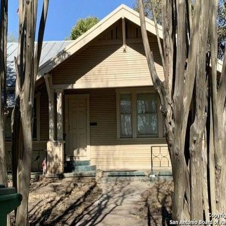Rent this 3 bed house on Young Women's Leadership Academy in 401 Berkshire Avenue, San Antonio