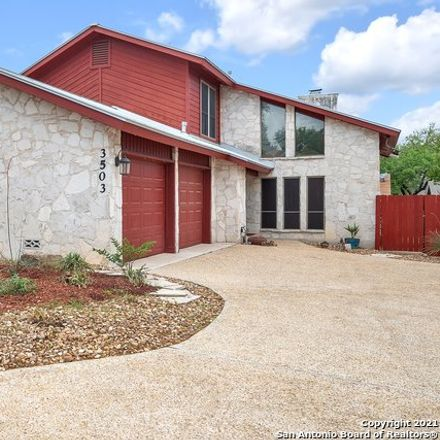Rent this 3 bed apartment on 3503 River Way in San Antonio, TX 78230