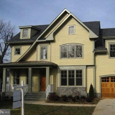 Rent this 6 bed house on 4549 Windsor Lane in East Bethesda, MD 20814
