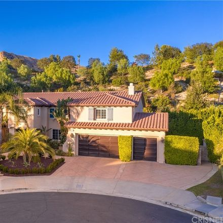 Rent this 6 bed house on Delante Court in Los Angeles, CA 91344-1447
