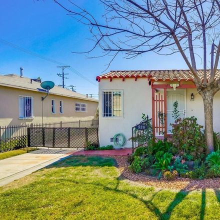 Rent this 4 bed house on 938 East 93rd Street in Los Angeles, CA 90002