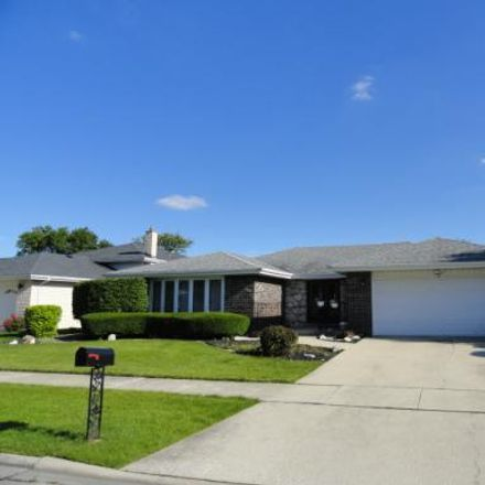 Rent this 4 bed house on 7637 Ponderosa Court in Orland Park, IL 60462