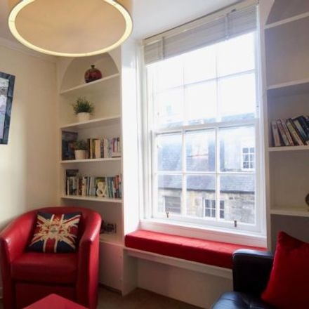 Rent this 3 bed apartment on The Players Lounge in 163 Rose Street, City of Edinburgh EH2 4LS