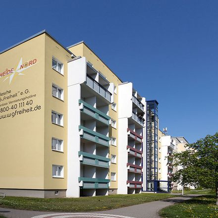 Rent this 1 bed apartment on Karpfenweg 18 in 06120 Halle (Saale), Germany