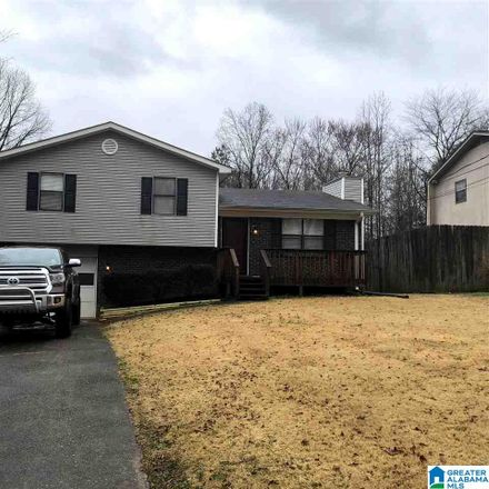 Rent this 3 bed house on McCravy Ln in Mount Olive, AL
