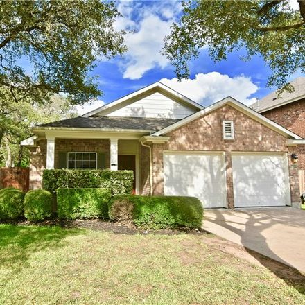 Rent this 3 bed house on 700 Coomes Place in Cedar Park, TX 78613