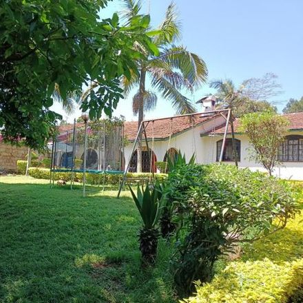 Rent this 4 bed house on Loresho Community Church in Loresho Ridge, Nairobi