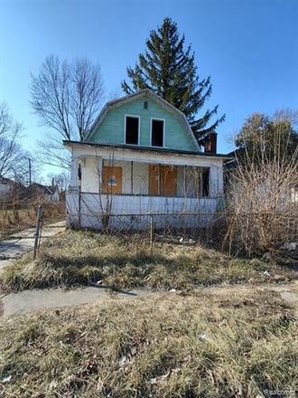 Rent this 3 bed house on 14415 Hubbell Street in Detroit, MI 48227
