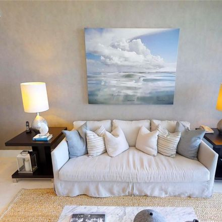 Rent this 3 bed condo on 6899 Collins Avenue in Miami Beach, FL 33141