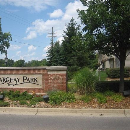 Rent this 2 bed condo on 2847 Barclay Way in Ann Arbor, MI 48105
