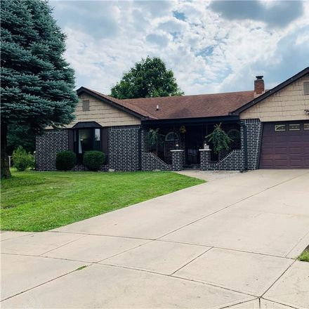 Rent this 3 bed house on 2909 Babette Drive in Southport, IN 46227