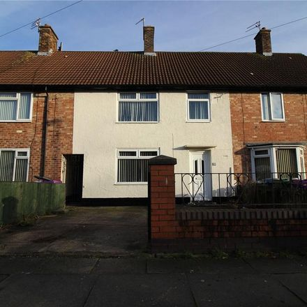 Rent this 3 bed house on Saint Christopher's Primary School in Tarbock Road, Liverpool L24