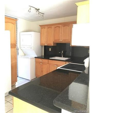 Rent this 1 bed townhouse on Waikalani Dr in Mililani Town, HI