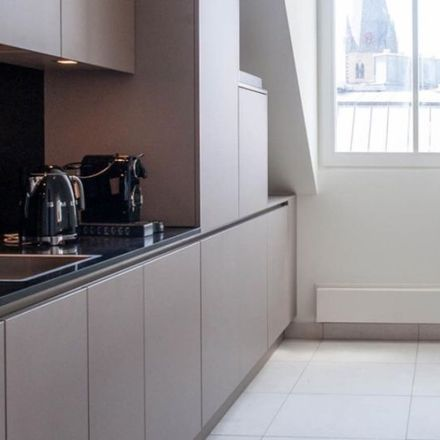 Rent this 1 bed apartment on Mühlenstraße 29 in 40213 Dusseldorf, Germany