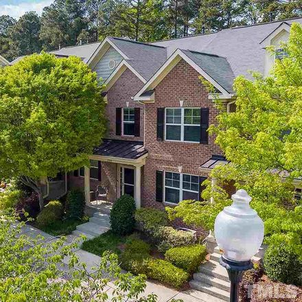 Rent this 3 bed loft on 2029 Weston Green Loop in Cary, NC 27513