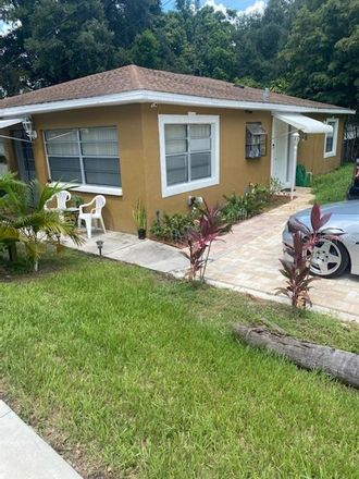 Rent this 3 bed house on 7327 Winchester Drive in Hillsborough County, FL 33615