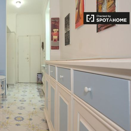 Rent this 2 bed apartment on Via Ferdinando Palasciano in 00151 Rome RM, Italy