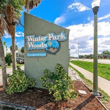 Rent this 1 bed townhouse on 189 Scottsdale Sq in Winter Park, FL